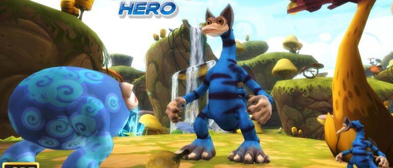 Spore Hero и Spore Hero Arena для Nintendo